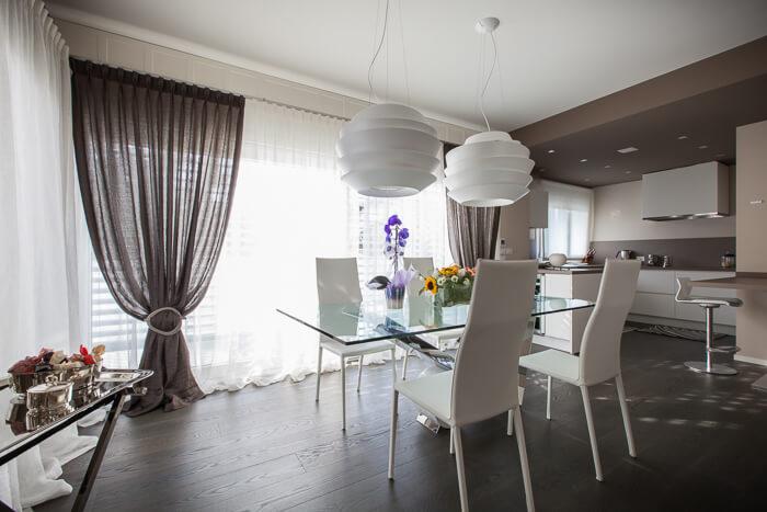 Tende e tessuti d 39 arredamento per la casa e per gli uffici for Tende per la casa ultime tendenze