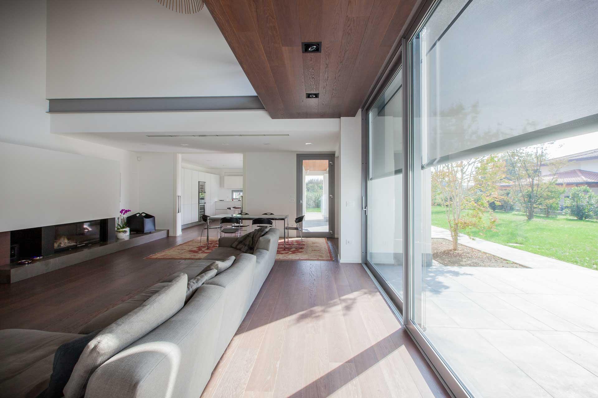 Tende e tessuti d 39 arredamento per la casa e per gli uffici - Idee originali per arredare casa ...